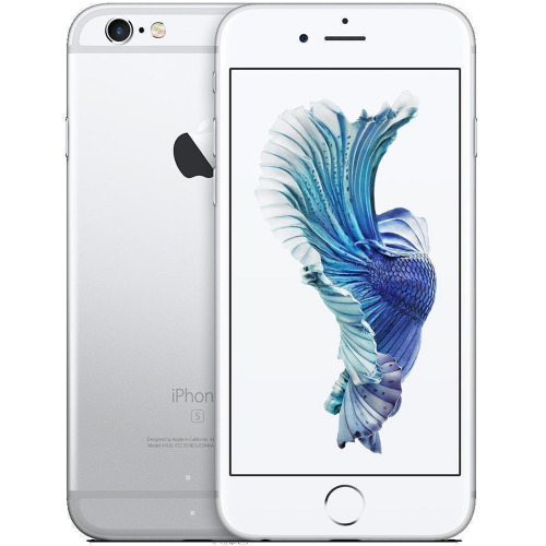iPhone 6s 16 GB Plata