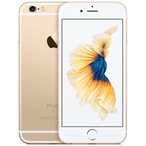 iPhone 6S Plus 128 Go Or