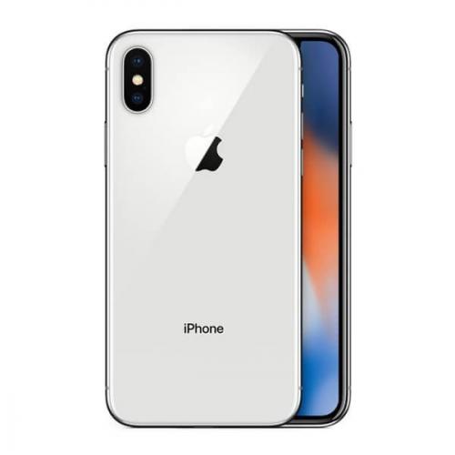 iPhone X 256 argent