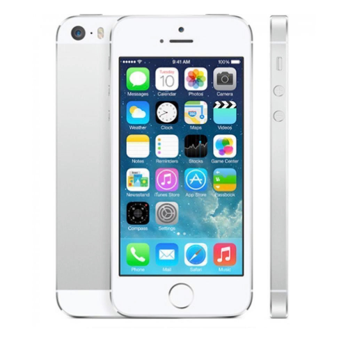 iPhone 5S 32 Gb Plata