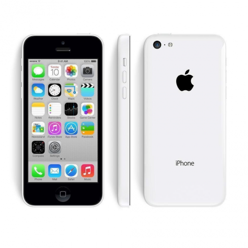 iPhone 5C 8 Go Blanc