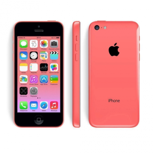 iPhone 5C 8 Go Rose