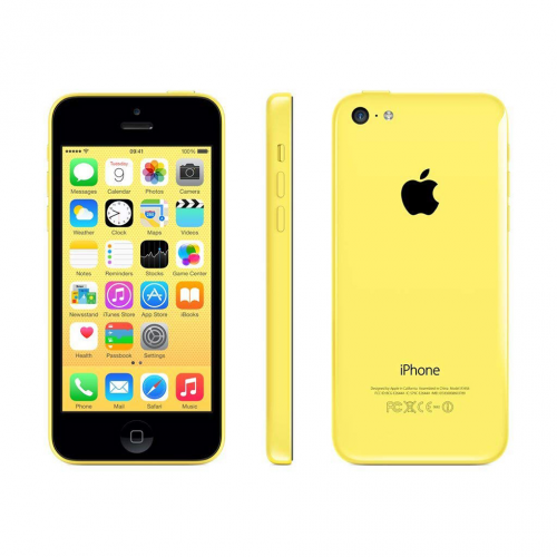 iPhone 5C 16 Go Jaune