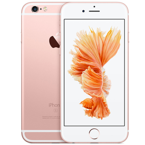 iPhone 6S Plus 128 Go Or Rose