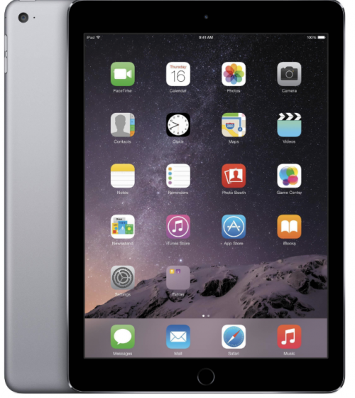 iPad Air 2 128 Go Gris
