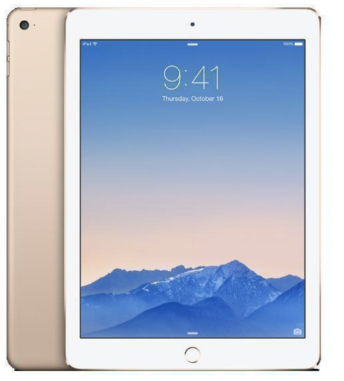 iPad Air 2 128 Go Wifi + 4G Or