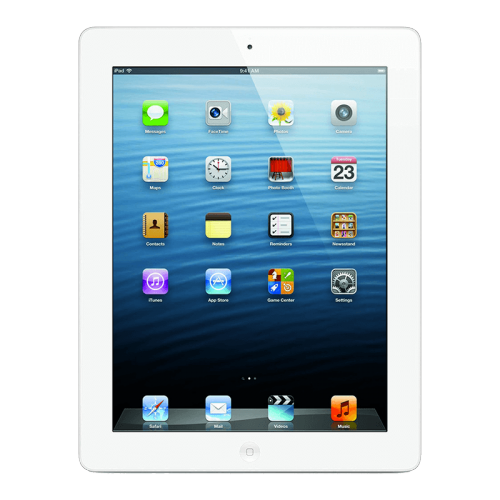 iPad 3 32Gb Wifi Plata