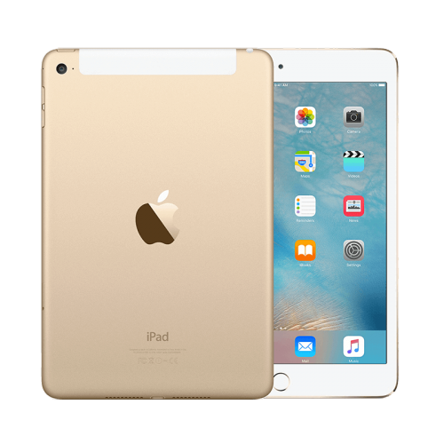 iPad Mini 4 128 Go Wifi Or