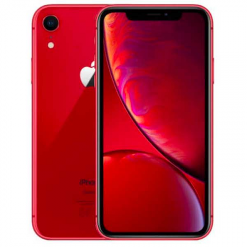 iPhone XR 64 Go Rouge