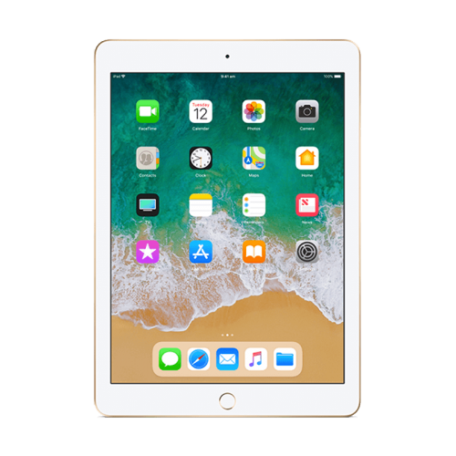 iPad 5 32 Go Wifi + 4G Oro